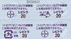 レビトラ20mgシート(表)